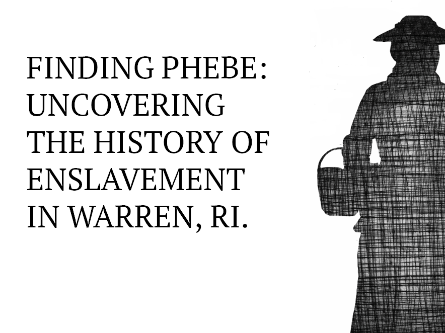 PHEBE ANNOUNCEMENT WITH ENSLAVEMENT